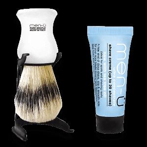 Shaving Brush and Stand