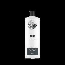 Nioxin System 2 Cleanser Shampoo for Natural Hair 1000ml
