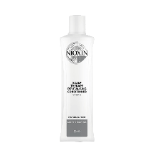 Nioxin System 1 Scalp Therapy Revitalizing Conditioner for Natural Hair with Light Thinning 300ml