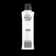 Nioxin System 1 Cleanser Shampoo for Natural Hair 300ml