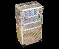 DMI 3-Tier Alu Case Rose Gold Diamond