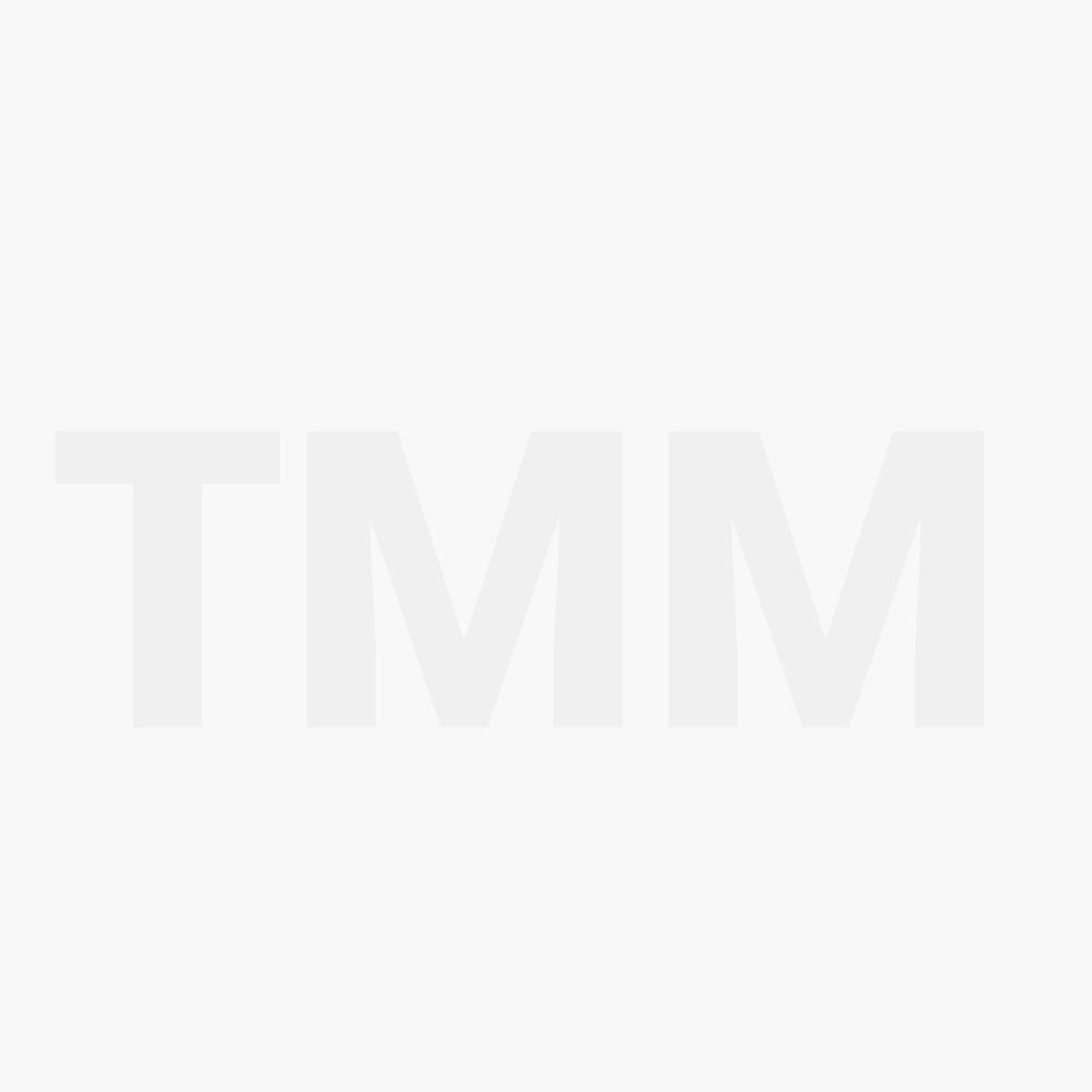 Tru Barber Small Mat Black & White