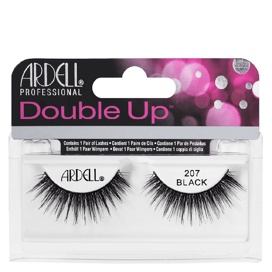 Ardell Double Up 207 Lashes Black