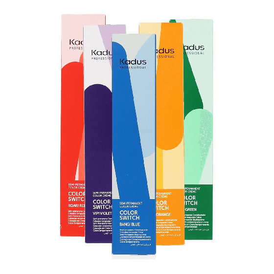 Kadus Color Switch Semi-Permanent Color Creme 80ml