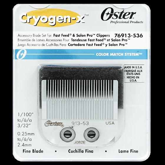 Oster Cryogen-x 76913-536 Fine Blade