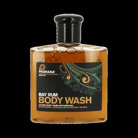 Pashana Bay Rum Body Wash 250ml
