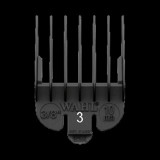 Wahl 3134 No.3 Attachment Comb 10mm Black