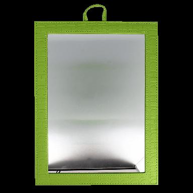Chic Salon Back Mirror- Green