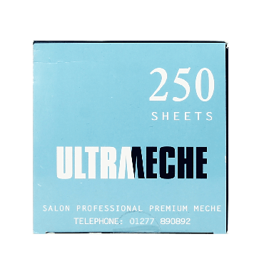 Ultrameche Salon Professional Premium Meche 250 Sheets Short