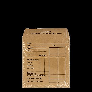 Agenda Salon Concepts Wage Envelopes 50