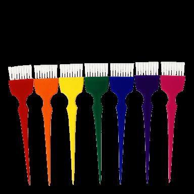 Agenda Vic+ Rain Bow Brush Tint Brush 7-PCS Set