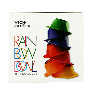 Agenda Vic+ Rain Bow Bowl 7-PCS Set