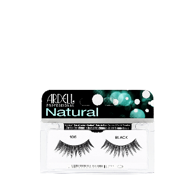 Ardell Natural Lashes 106 Black