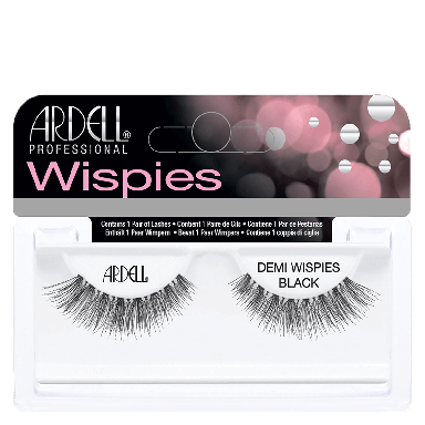 Ardell Wispies Lashes Demi Wispies Black