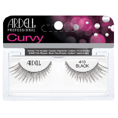 Ardell Curvy Lashes 410 Black