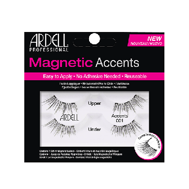 Ardell Professional Magnetic Lashes Accents 001