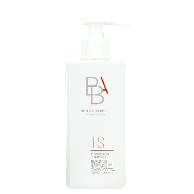 British Barbers' Association Thickening Shampoo 290ml