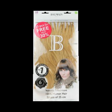 Balmain Paris Fill in Extensions 100% Human Hair 25cm 25.27