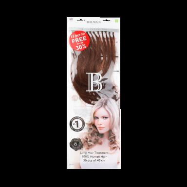Balmain Paris Fill in Extensions 100% Human Hair 40cm 133.33