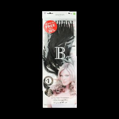 Balmain Paris Fill in Extensions 100% Human Hair 40cm IB