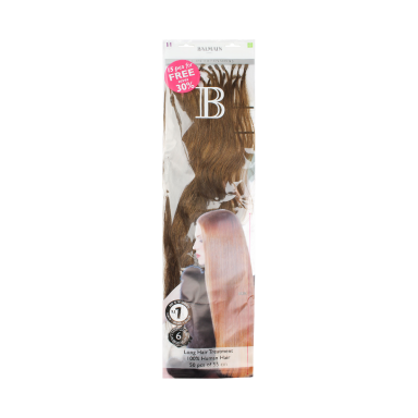 Balmain Paris Fill in Extensions 100% Human Hair 55cm 4