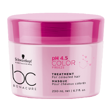 Schwarzkopf BC Bonacure pH 4.5 Color Freeze Treatment 200ml