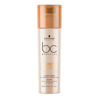 Schwarzkopf BC Bonacure Q10 Plus Time Restore Conditioner 200ml