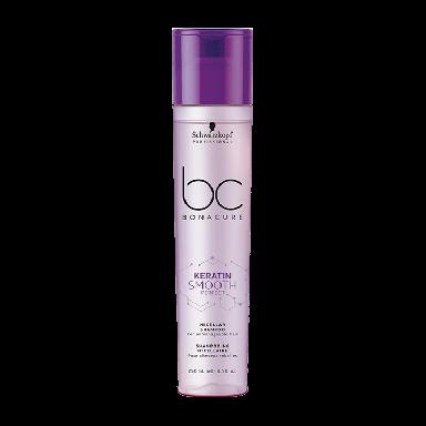 Schwarzkopf BC Bonacure Keratin Smooth Perfect Micellar Shampoo 250ml