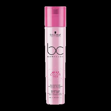 Schwarzkopf BC Bonacure pH 4.5 Color Freeze Sulfate-Free Micellar Shampoo 250ml