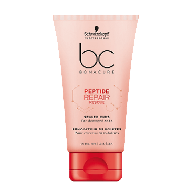 Schwarzkopf BC Bonacure Peptide Repair Rescue Sealed Ends 75 ml