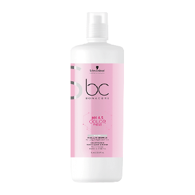 Schwarzkopf BC Bonacure pH 4.5 Color Freeze Silver Shampoo 1000ml