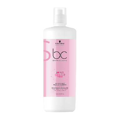 Schwarzkopf BC Bonacure pH 4.5 Color Freeze Sulfate-Free Shampoo 1000ml