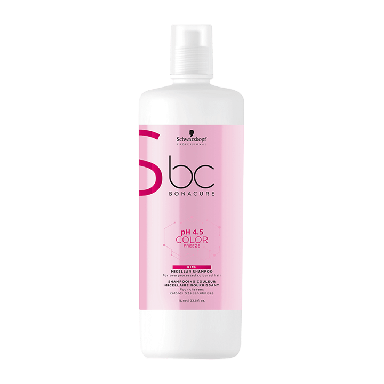 Schwarzkopf BC Bonacure pH 4.5 Color Freeze Rich Shampoo 1000ml