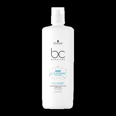 Schwarzkopf BC Bonacure Deep Cleansing Micellar Shampoo 1000ml