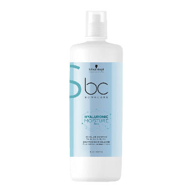 Schwarzkopf BC Bonacure Hyaluronic Moisture Kick Micellar Shampoo 1000ml