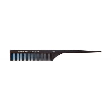 Cricket Carbon C50 Fine Toothed Rattail Comb