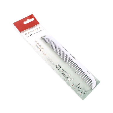 Cricket Friction Free FF15 Utility Barber Comb