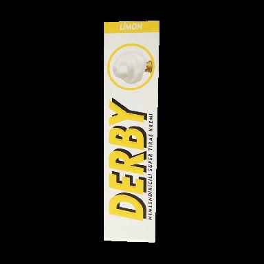 Derby Moisturising Super Shaving Cream Lemon 100g