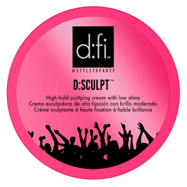 D:fi D:sculpt High Hold Hair Sculptor 150g