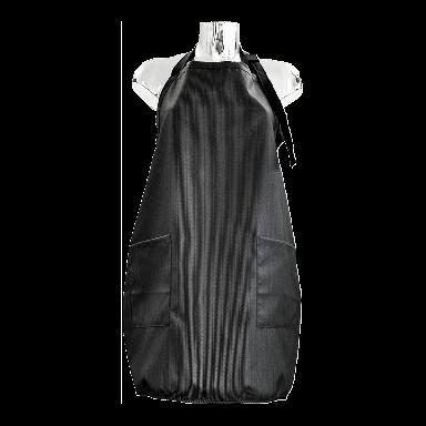 DMI Pinstripe Apron - Black