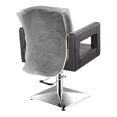 DMI 18 inch PVC Chair Back Cover - Clear