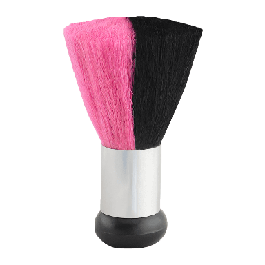 DMI Neck Brush - Pink/Black