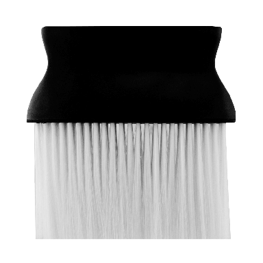 DMI Barber Style Neck Brush - Black