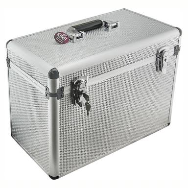 DMI Aluminium Carry Case Silver
