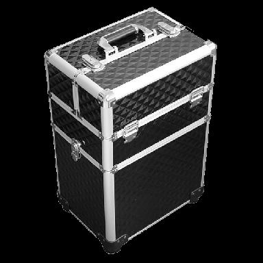 DMI 3-Tier Alu Case Black Diamond