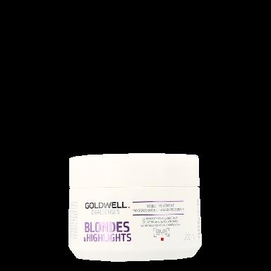 Goldwell Dualsenses Blondes & Highlights 60Sec Treatment Masque 200ml
