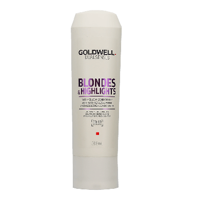 Goldwell DualSenses Blondes Highlights Anti-Yellow Conditioner 200ml