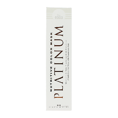 Hipertin Platinum Nutritive Color Mask 0000 Clear 100ml