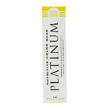 Hipertin Platinum Nutritive Color Mask 3000 Royal Yellow 100ml