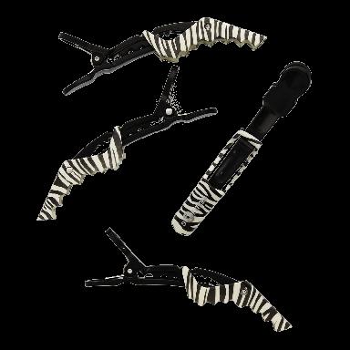 Headjog Zebra Dino Klipz